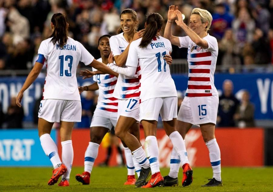 Gender discrimination in sports