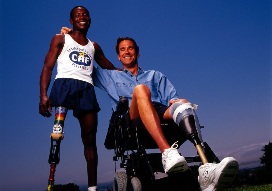 Famous athletes with disabilities