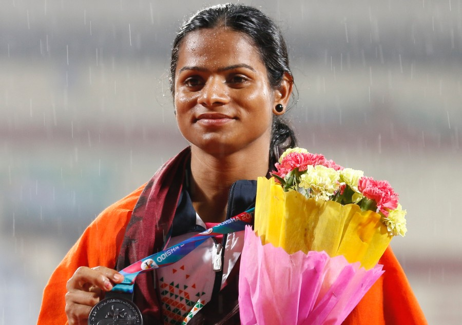 India's first out athlete