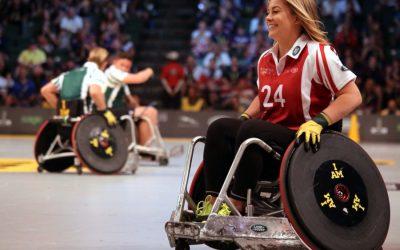 Inspiring Paralympic stories