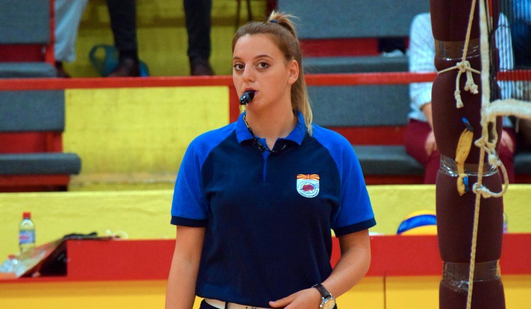 Female referees rock